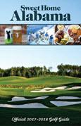 Alabama Golf Guide Cover Image