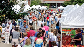 pepperplace farmers market