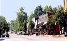 Historic Downtown Northport, AL
