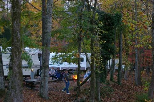 Brierfield Ironworks Historical State Park Campground