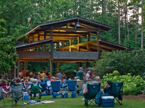 Aldridge Gardens - Birmingham - Alabama.travel