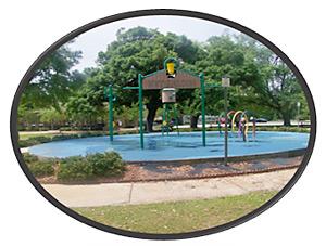 Splash Pad Water Park
