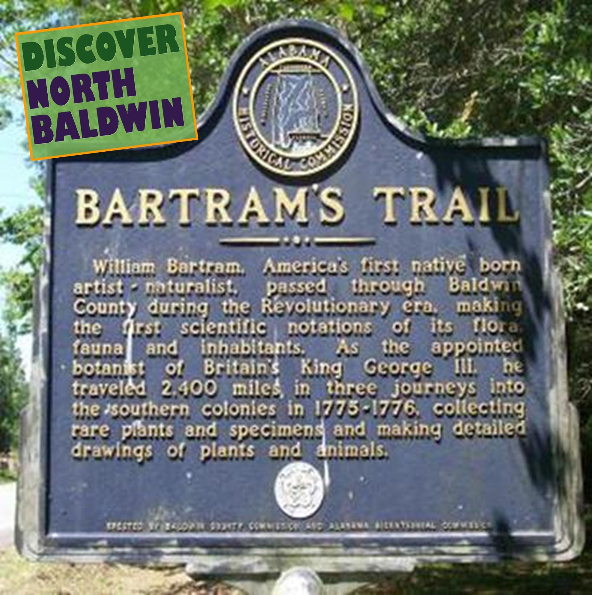 Bartram's Trail