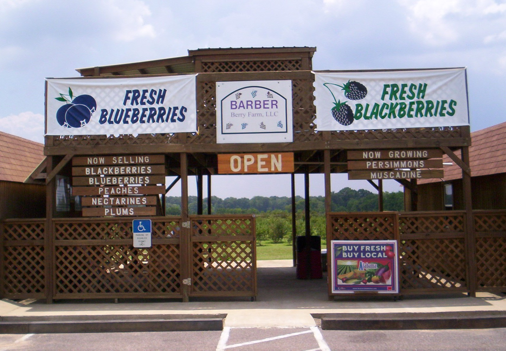 Barber Berry Farm, LLC