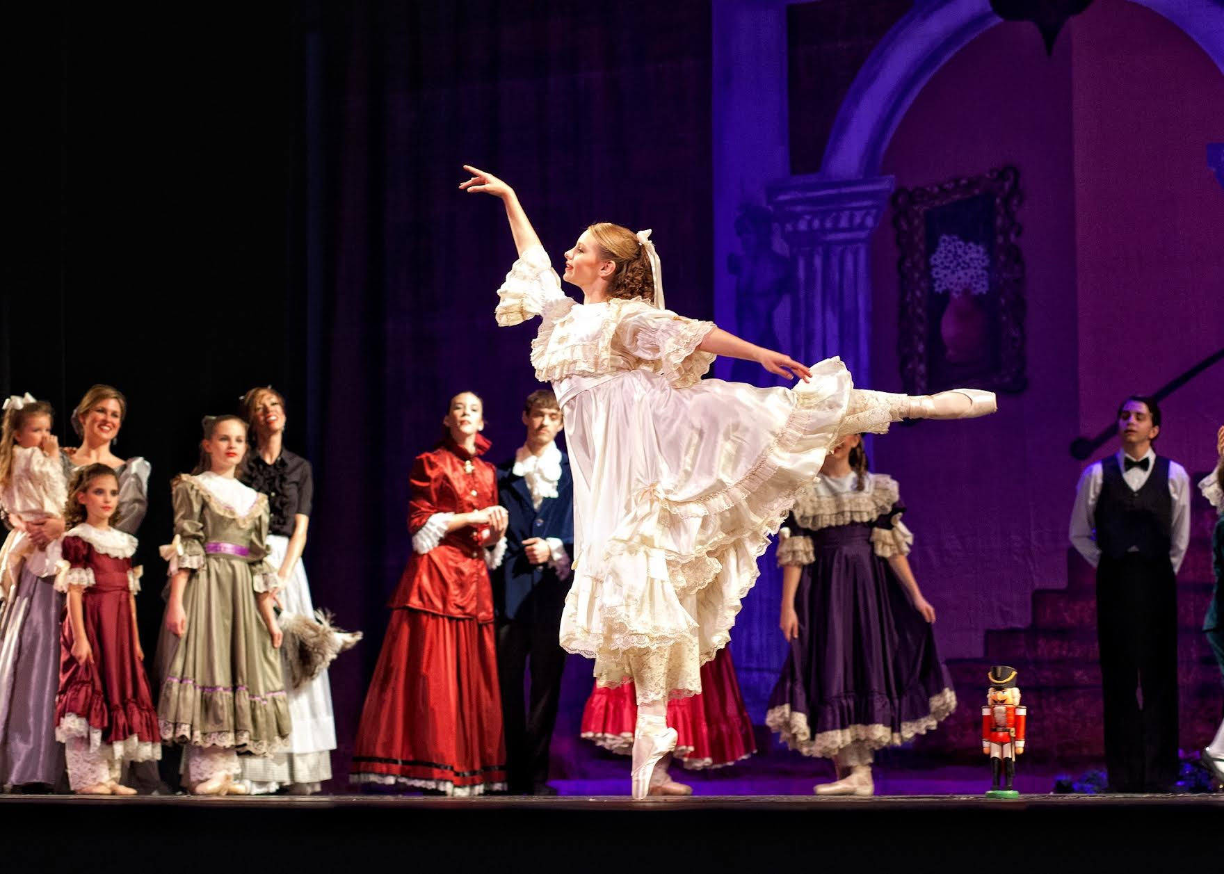 Andalusia Ballet's The Nutcracker