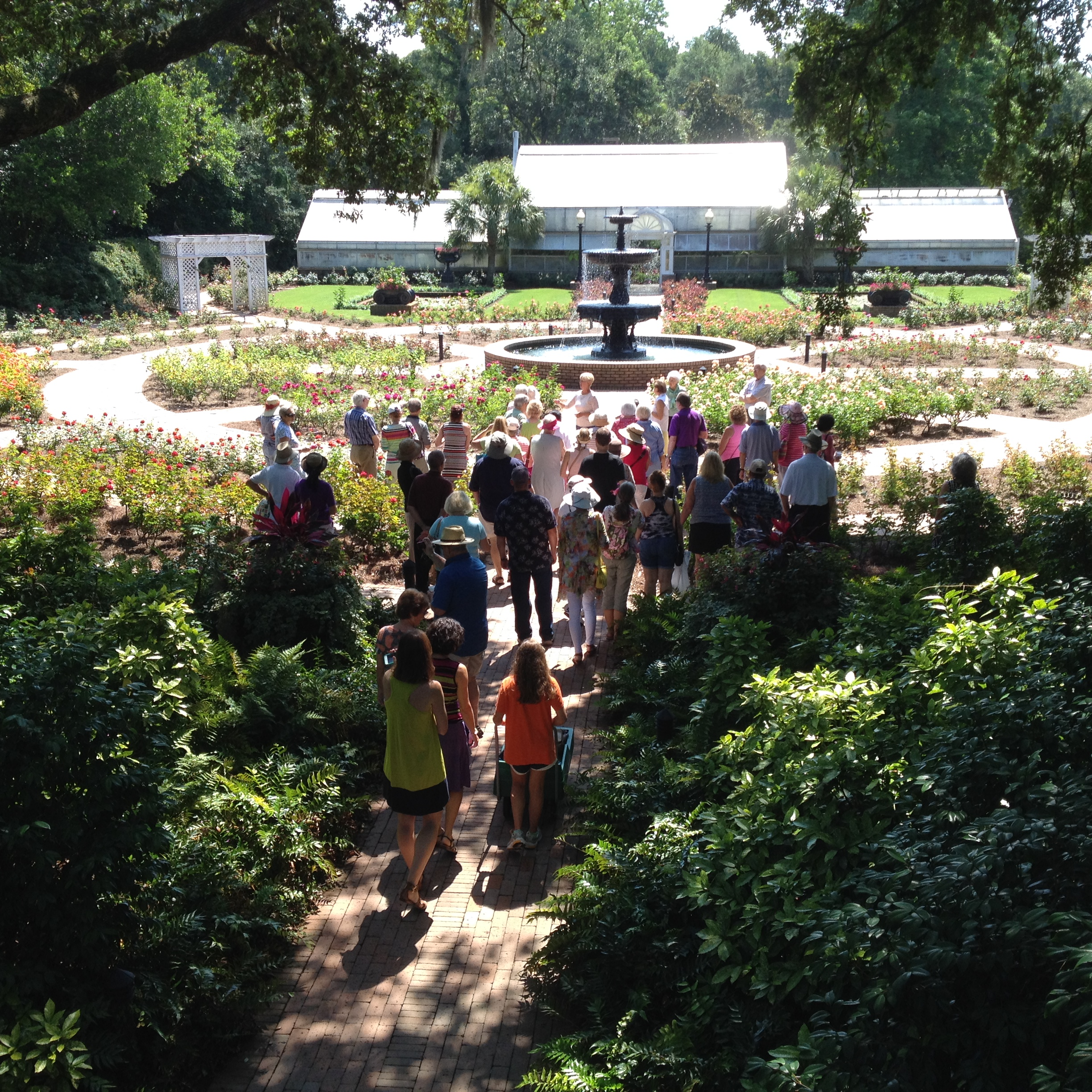 Wonderful Wednesdays at Bellingrath Gardens and Home