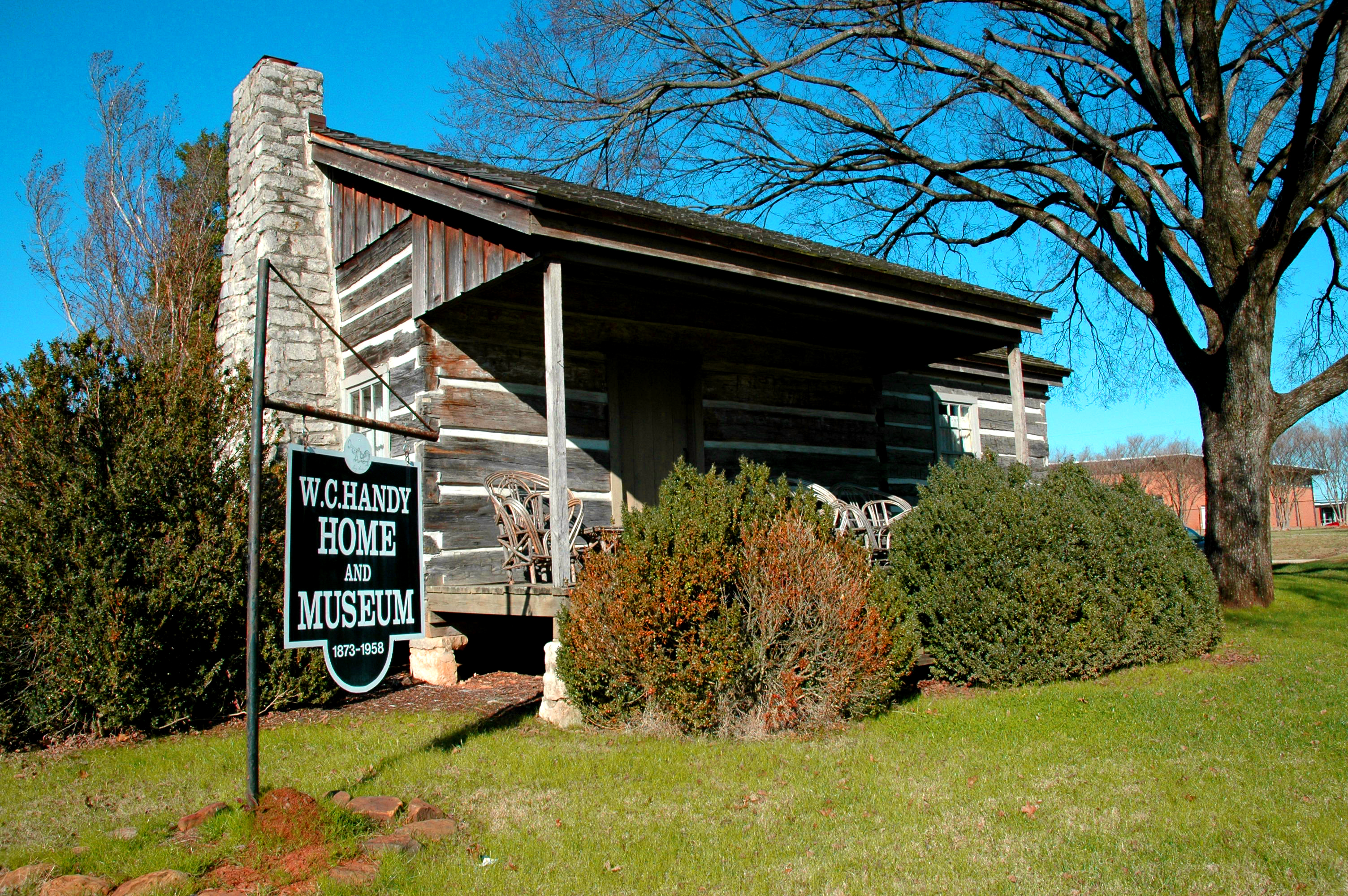 W.C. Handy Birthplace, Museum and Library