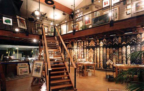 Gulf Coast Arts Alliance Art Gallery