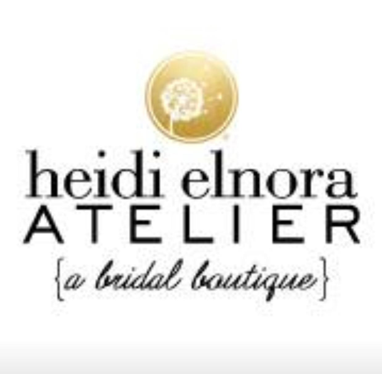 heidi elnora Atelier {a bridal boutique}