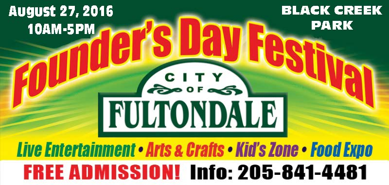 Fultondale Founders Day