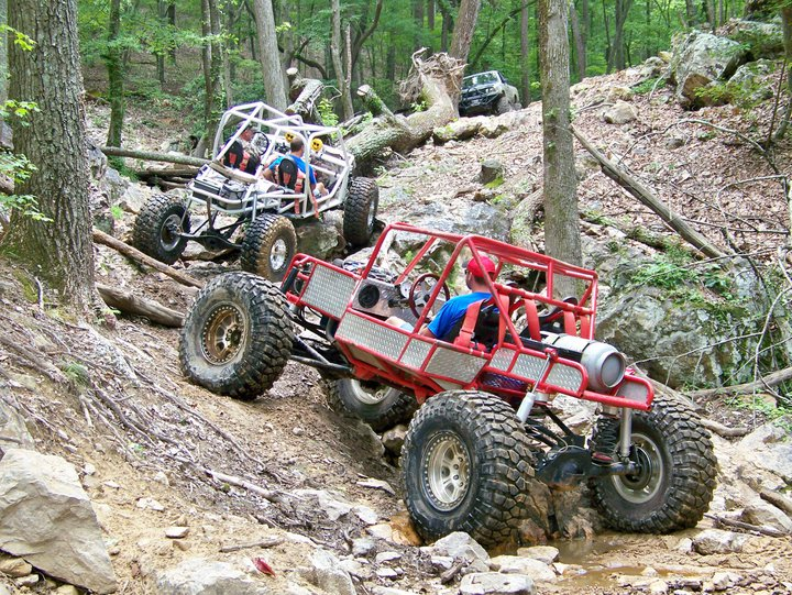 Choccolocco Mountain Off-Road Vehicle Park