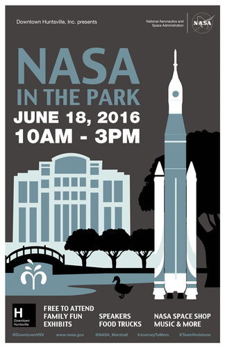 NASA in the Park - Huntsville - Alabama.travel
