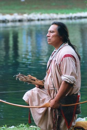 oka kapassa native american indian festival