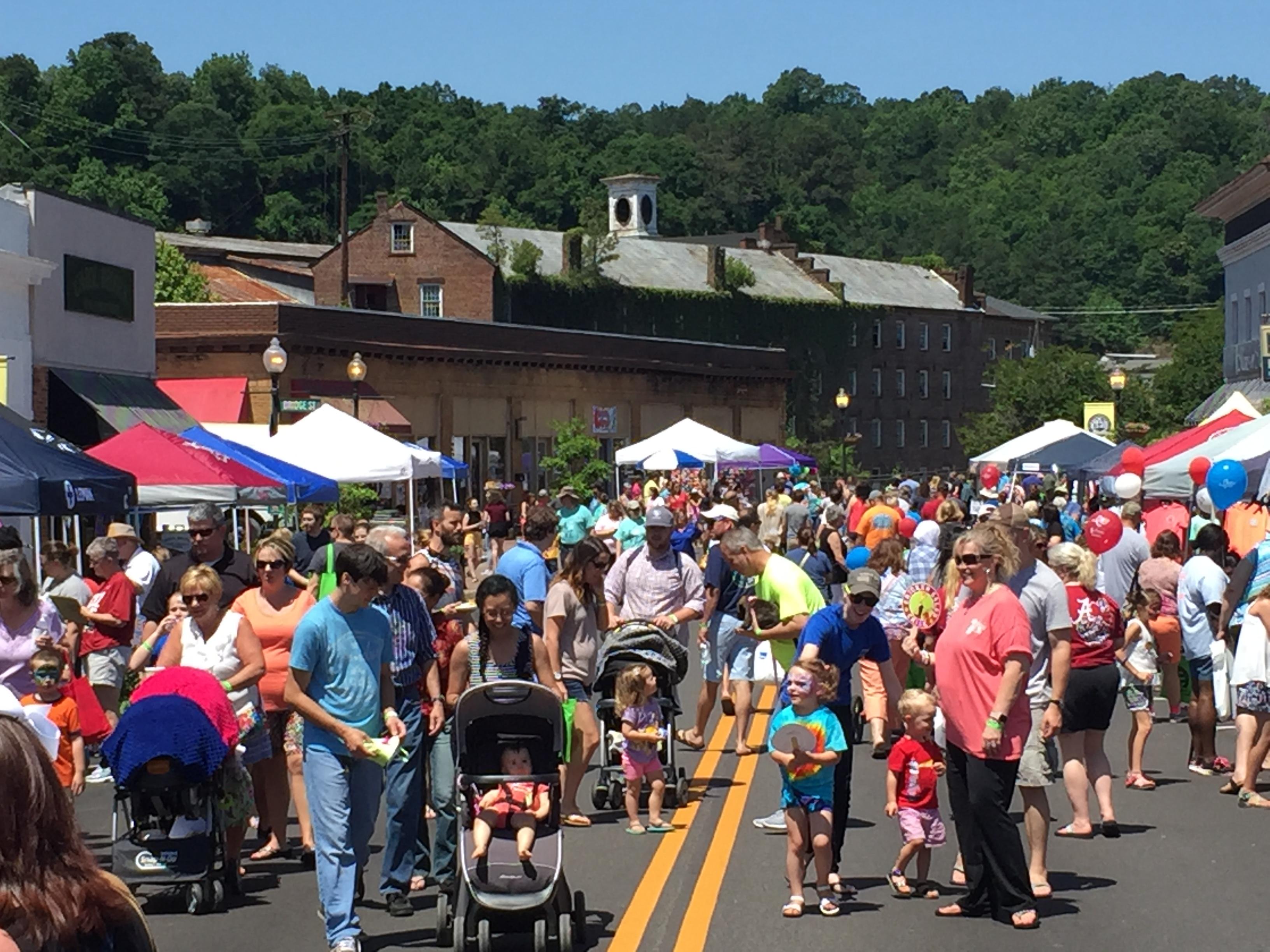 2021 Prattville Cityfest