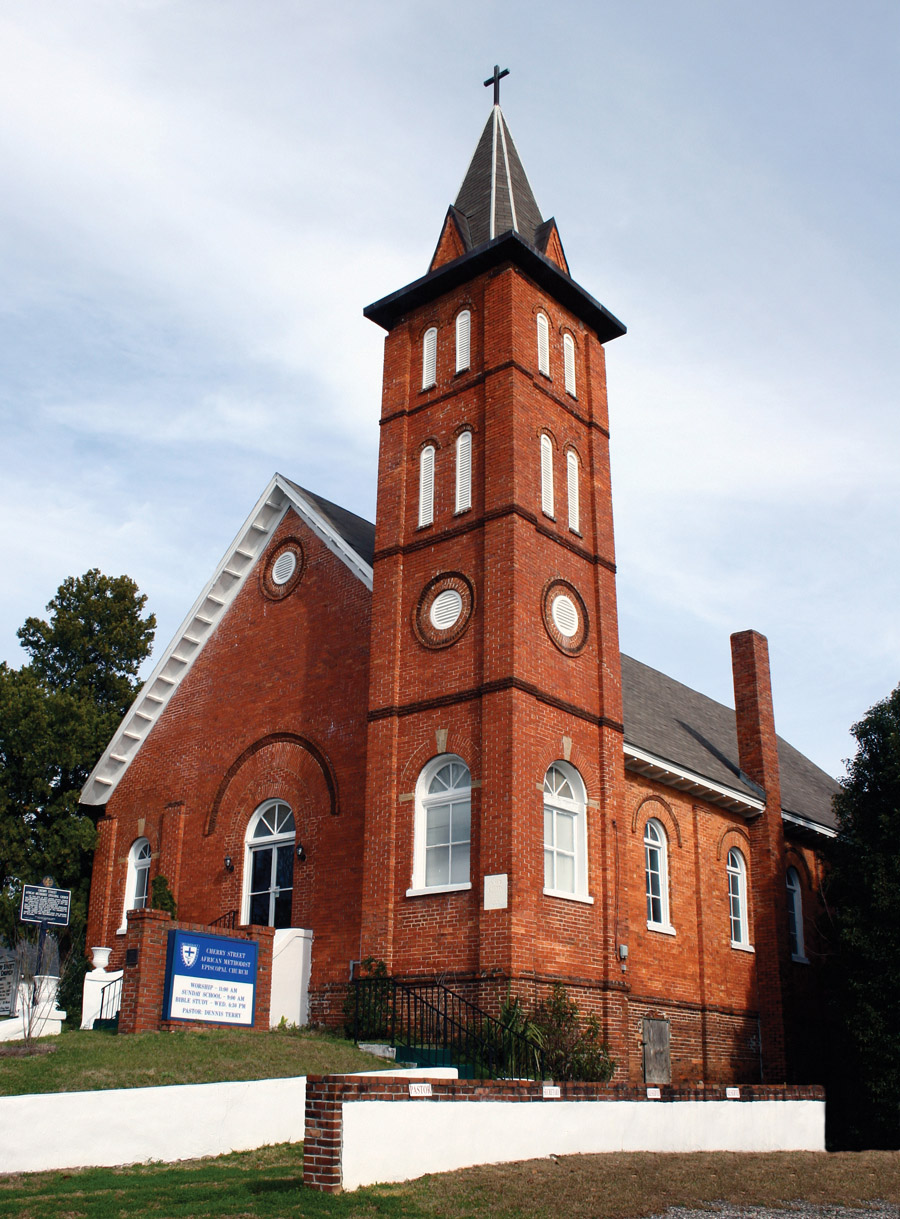 Cherry Street AME Church