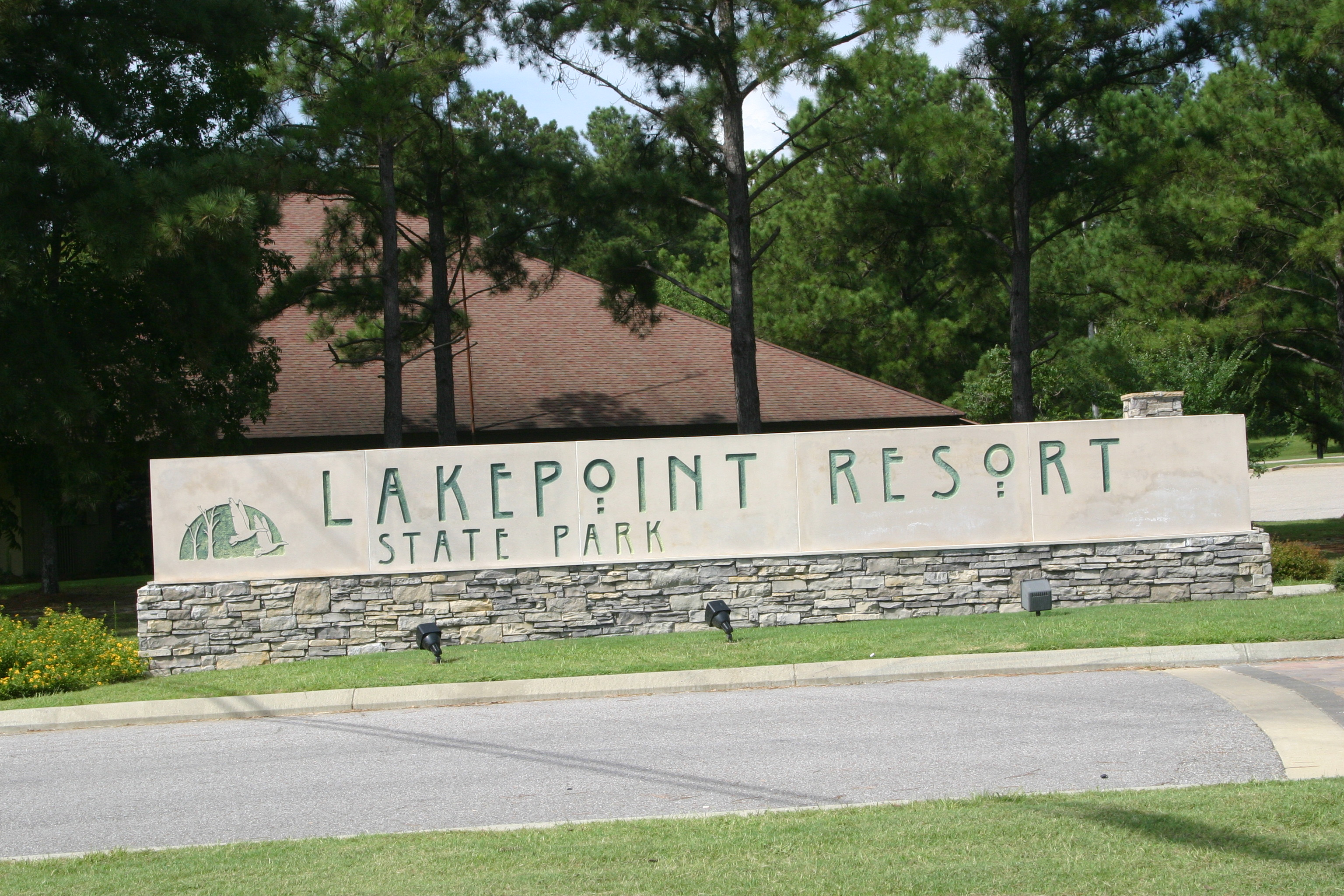 Lakepoint Resort State Park