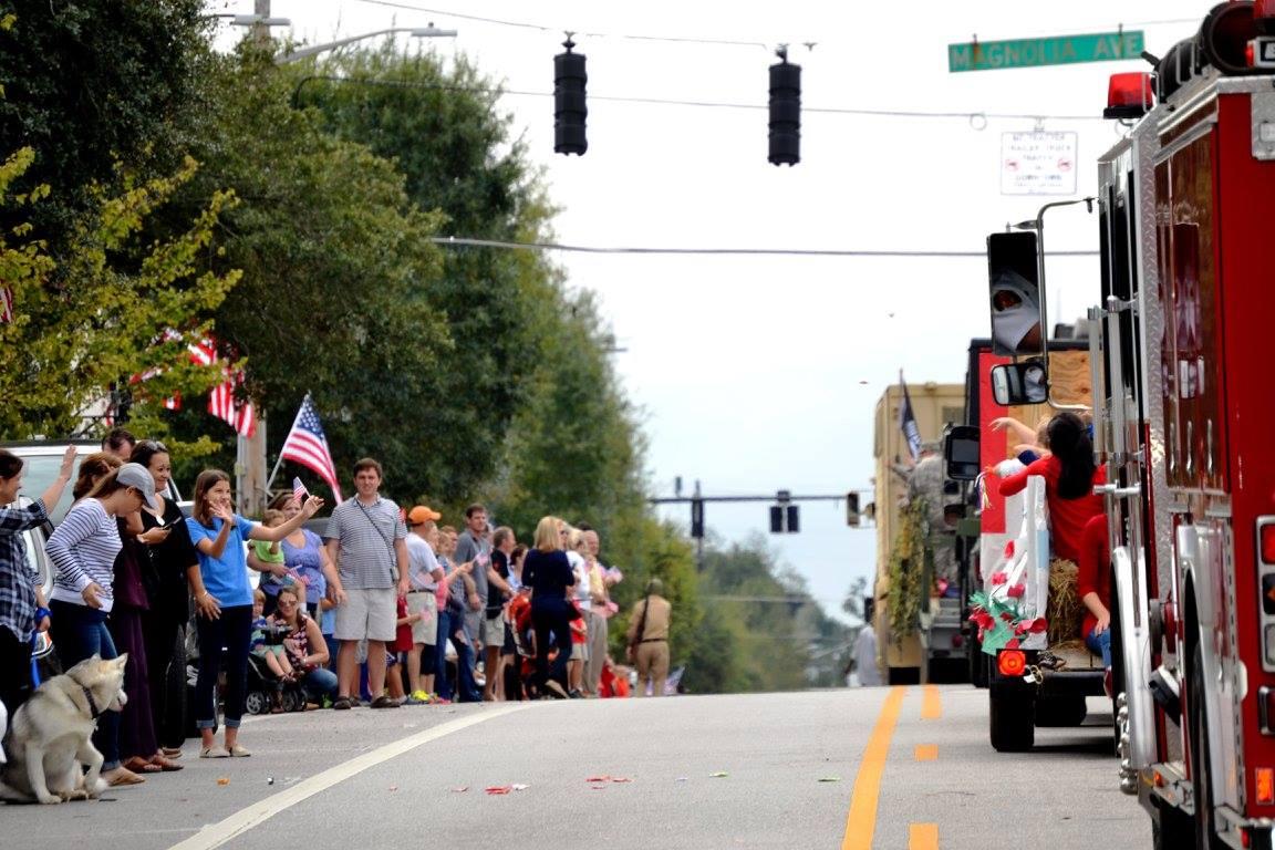 Fairhope Veteran's Day Parade