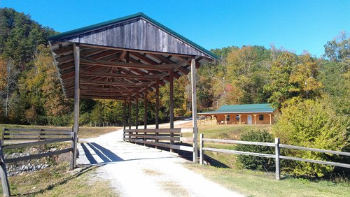 Chief Ladiga Trail Campground Piedmont Alabama Travel