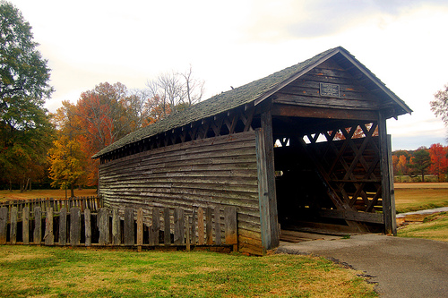 Coldwater Covered Bridge