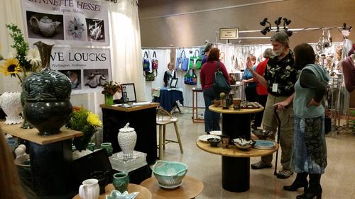Alabama designer craftsmen fall show at the birmingham for Sell jewelry birmingham al