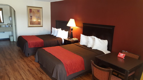 Red Roof Inn Amp Suites Oxford Al Oxford Alabama Travel