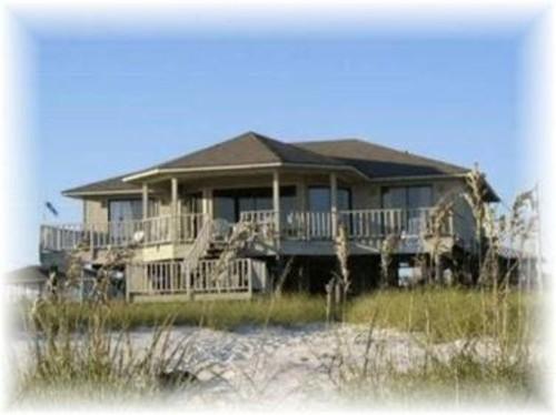 Gulf gaze beach house