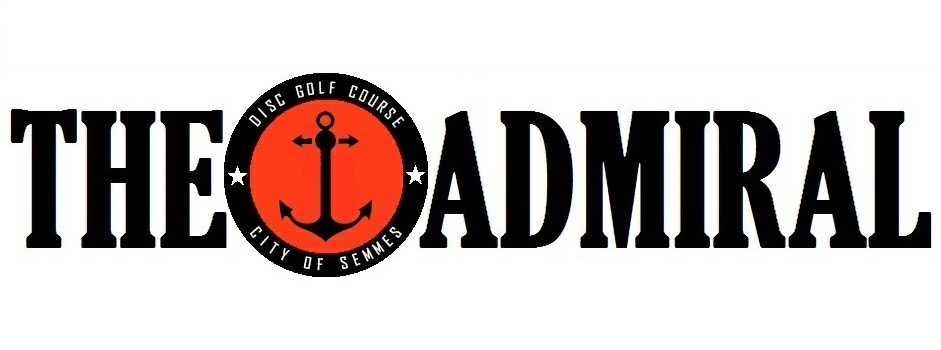 """Semmes Disc Golf Course """"The Admiral"""""""