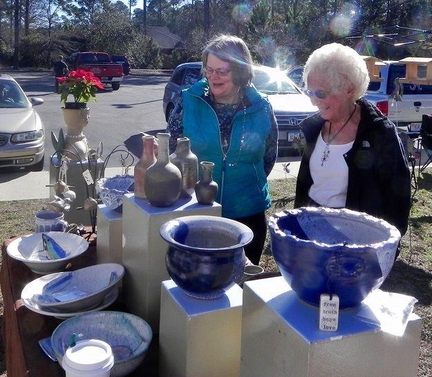 GCAA Art Market