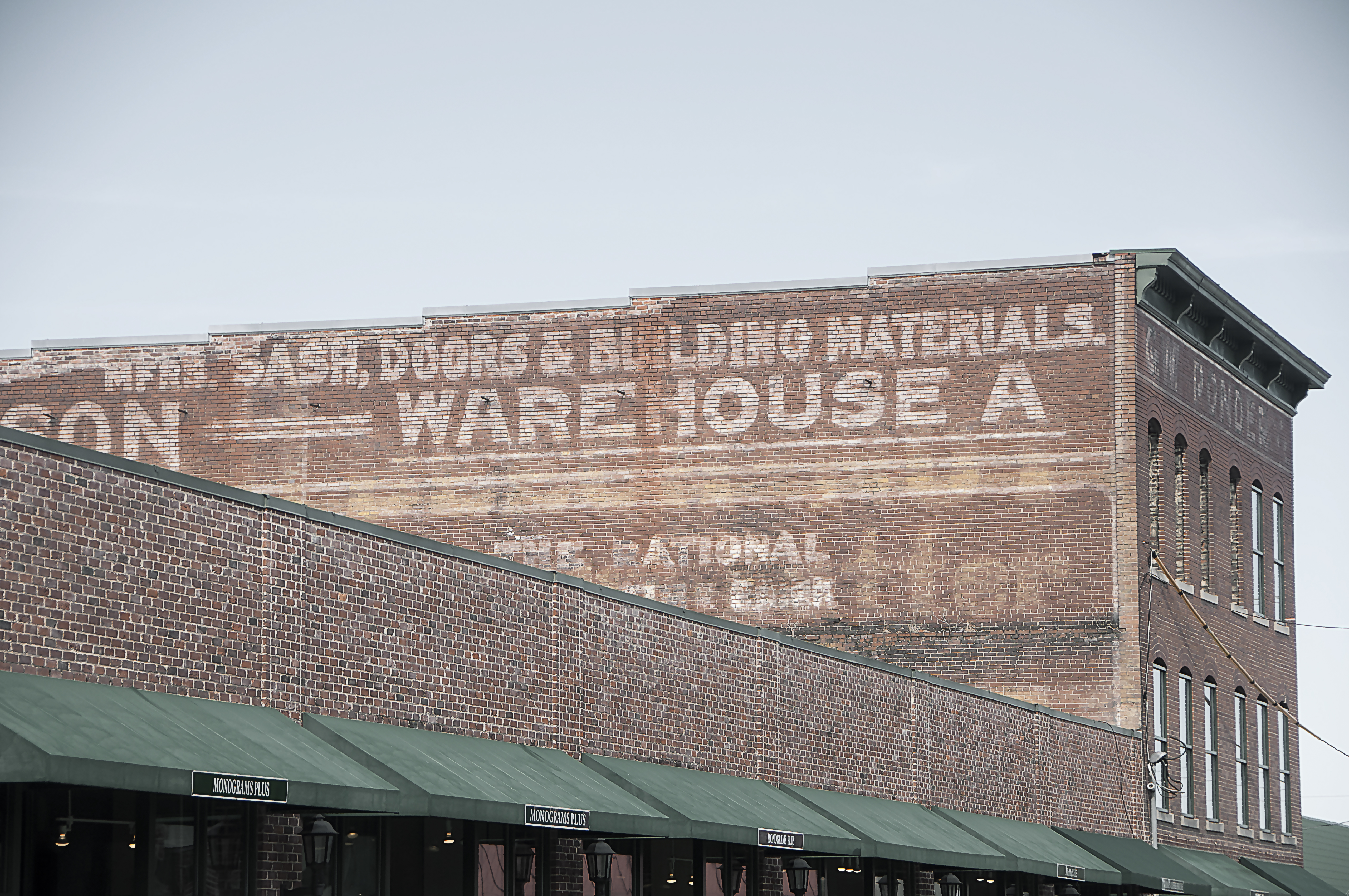 Cullman Warehouse District