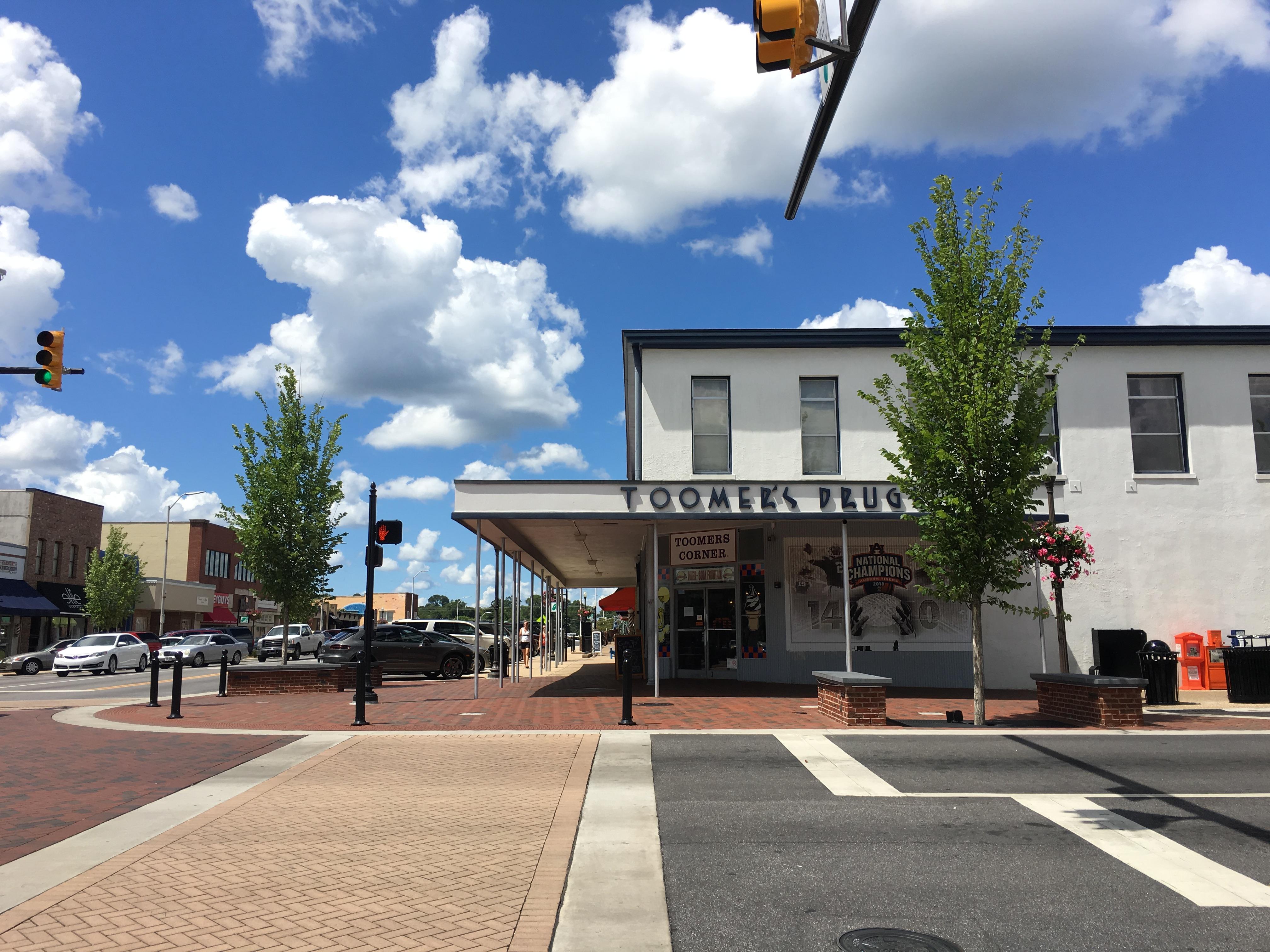 Downtown Auburn