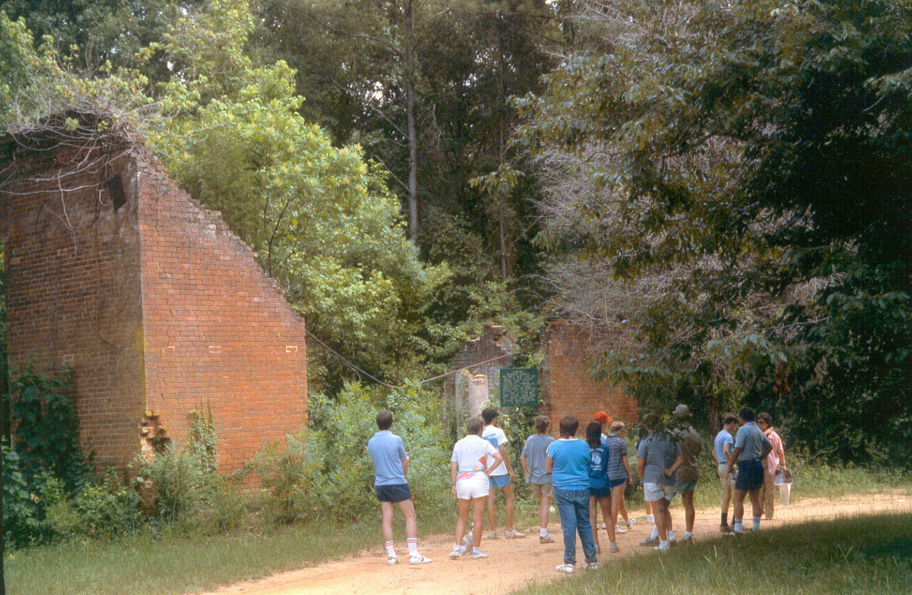 True Crime Walking Tour of Old Cahawba