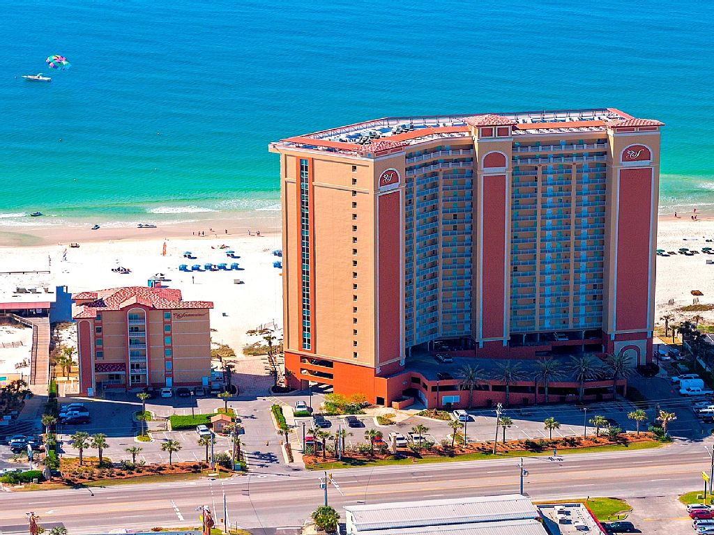 Gulf Shores Escape Penthouse 500 at Seawind