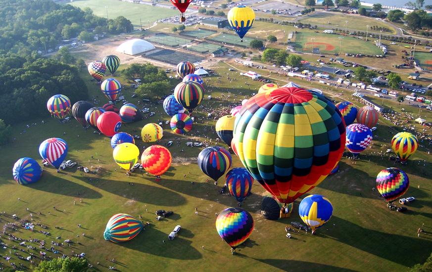 Balloonfield