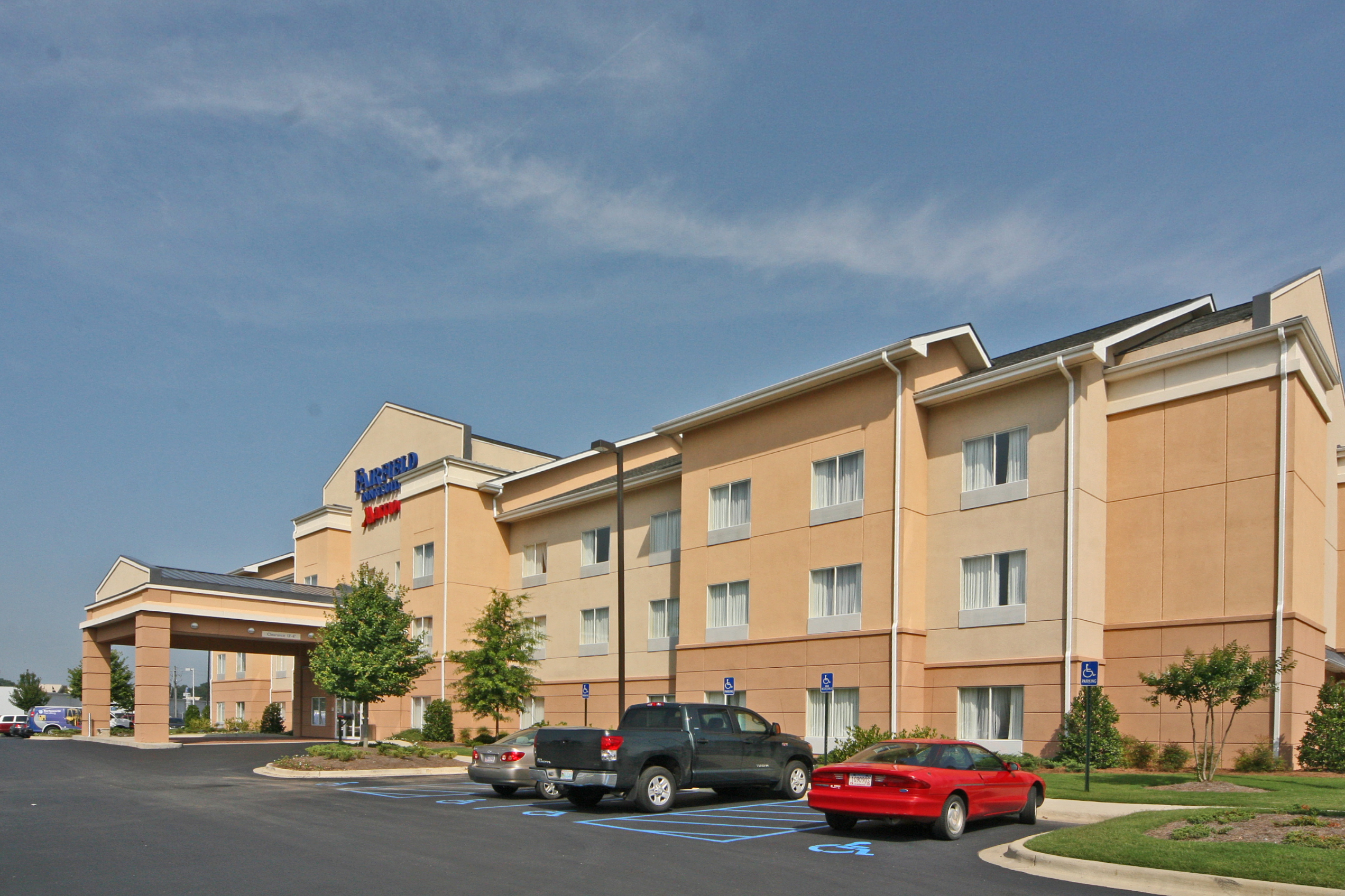 Fairfield Inn & Suites I-65