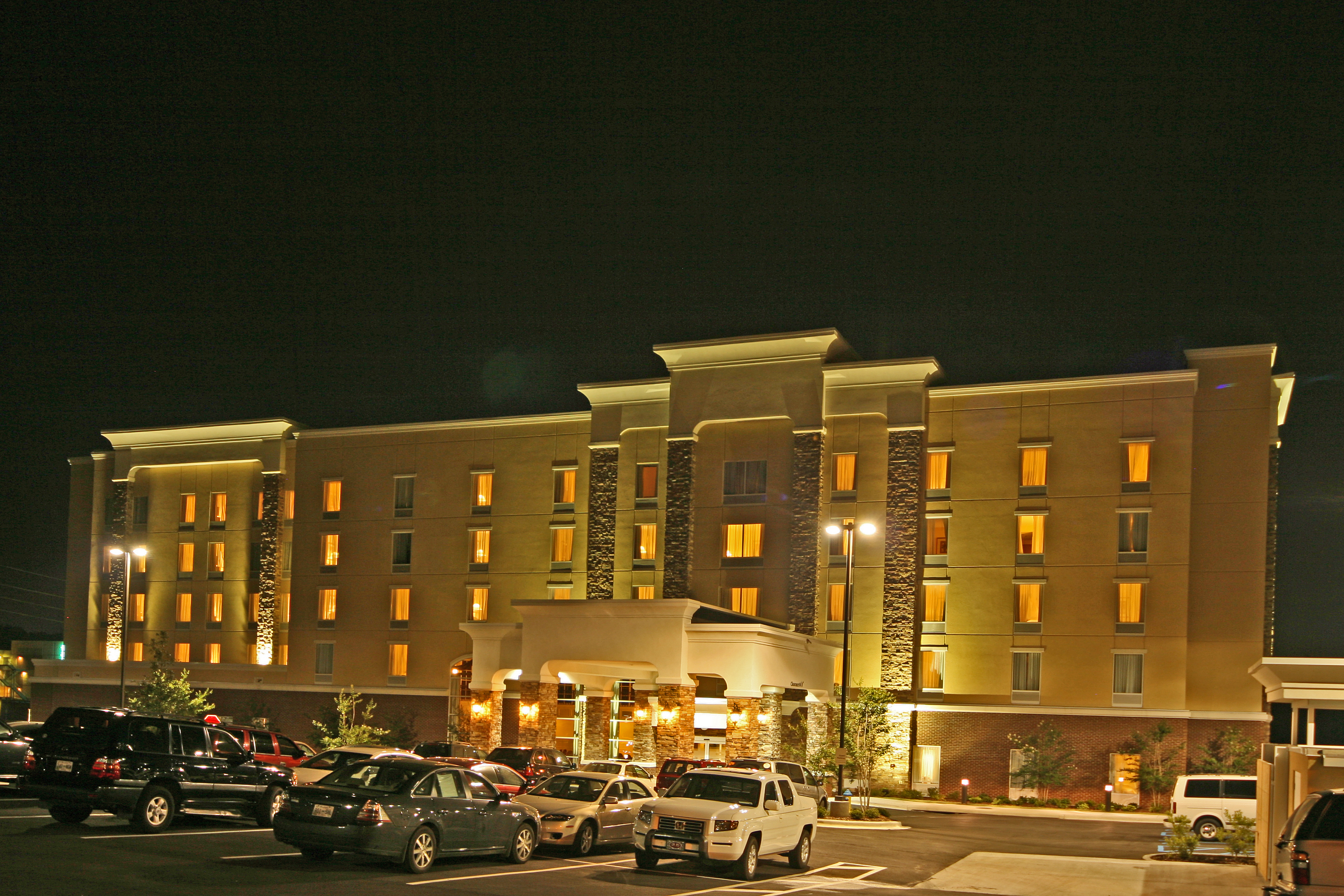 Hampton Inn & Suites - Galleria