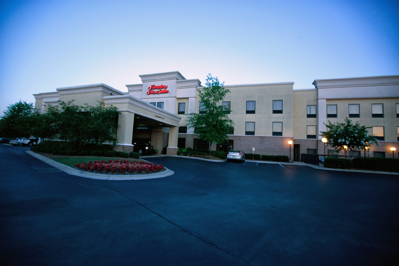Hampton Inn & Suites Pelham