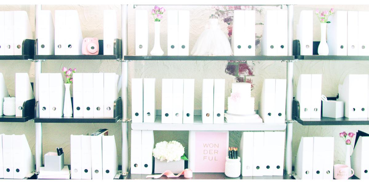 Engaged Wedding Library