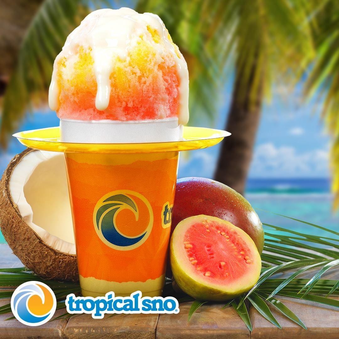 Tropical Sno Madison