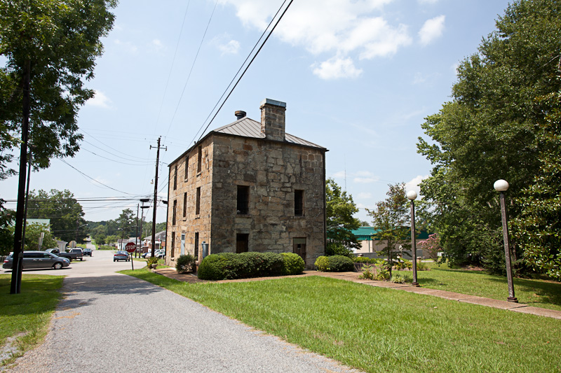 Old Rock Jail and Museum