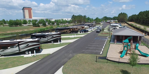 Rv Park At Wind Creek Atmore Atmore Alabama Travel