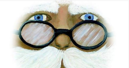Slide_santa_blue_eyes