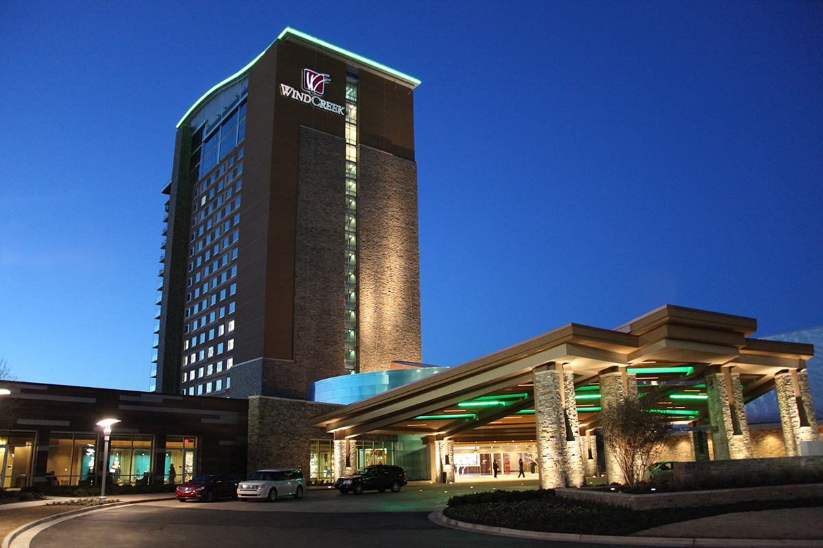 Wind Creek Casino & Hotel Wetumpka
