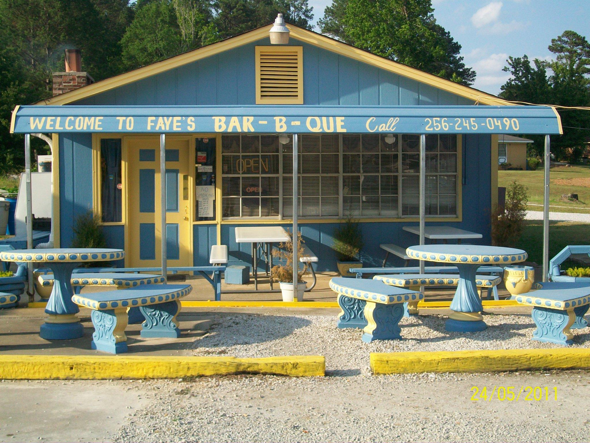 Faye's Bar-B-Que