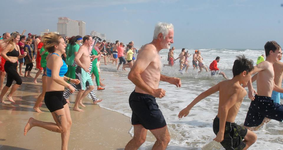 Gulf Shores Polar Bear Dip
