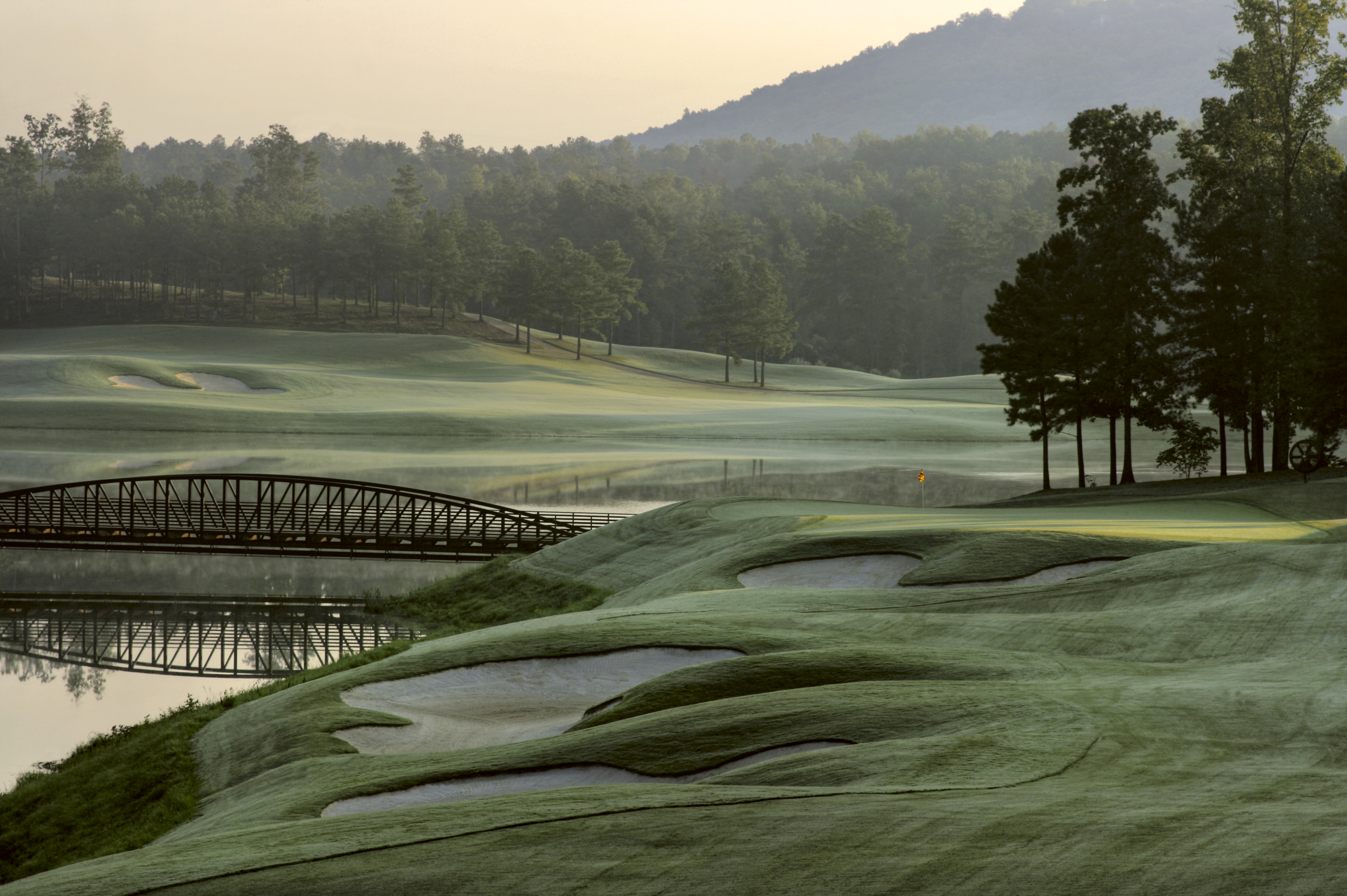 Robert Trent Jones Golf Trail at Ross Bridge Resort