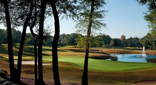 Robert Trent Jones Golf Trail at Highland Oaks - Dothan ...