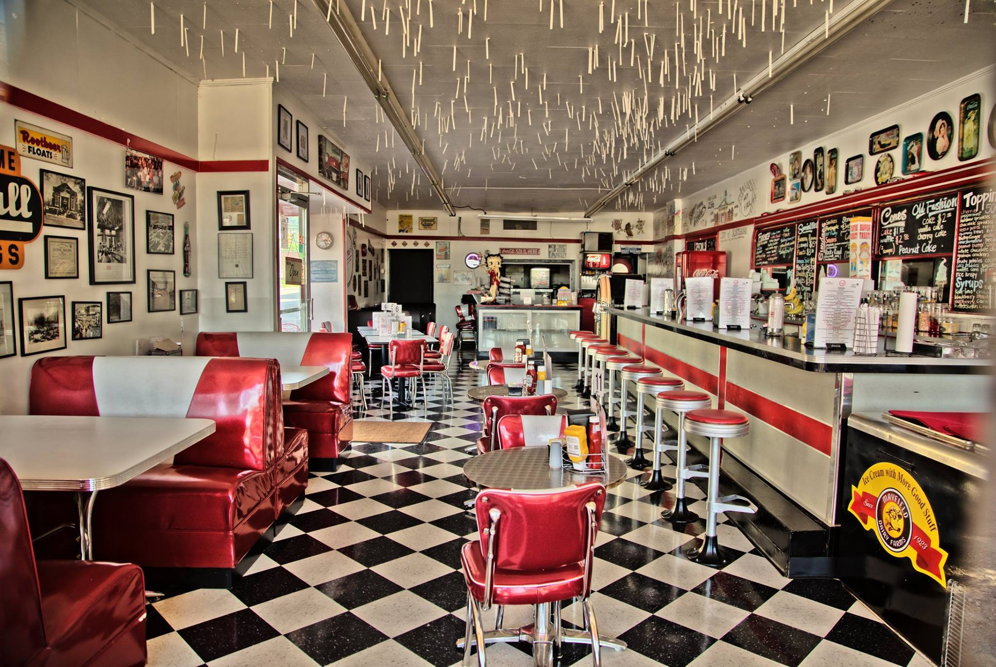 Payne's Soda Fountain