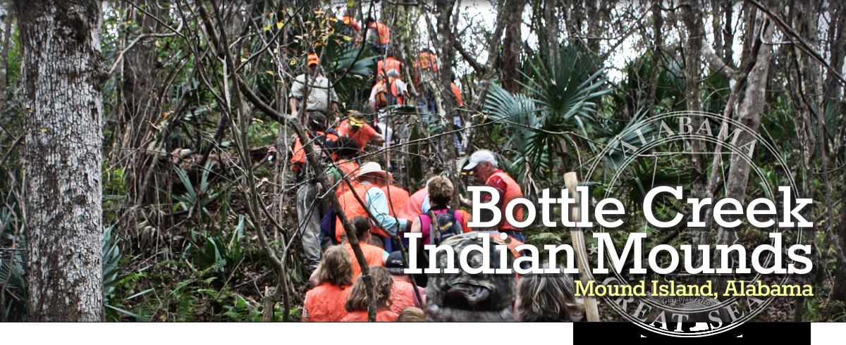 Bottle Creek Indian Mounds