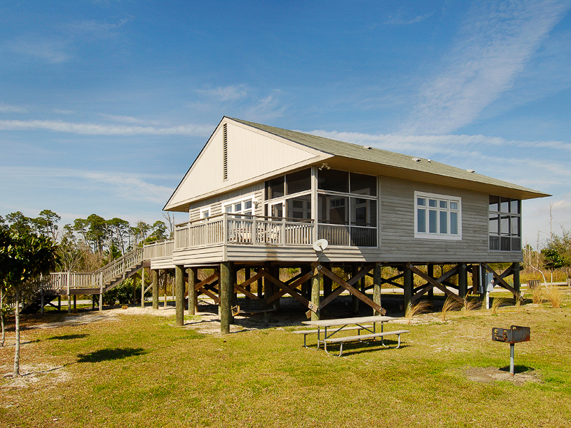 Gulf State Park Cabins and Cottages