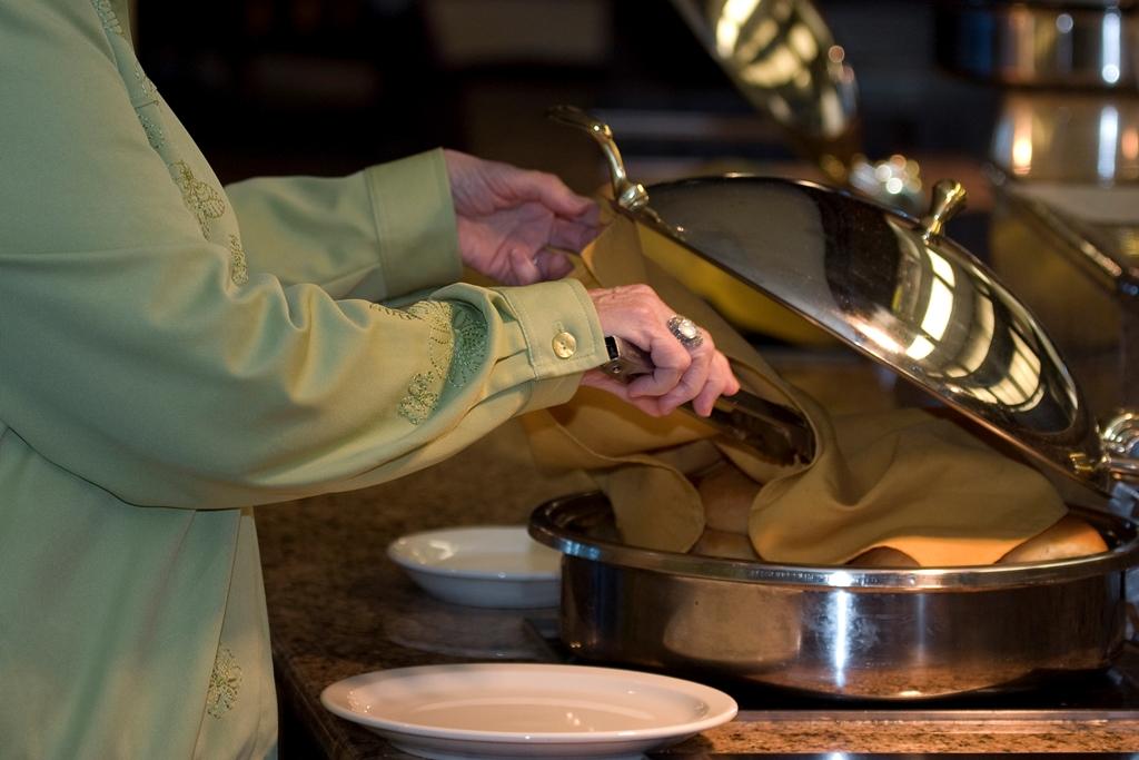 Lake Guntersville State Park Restaurant